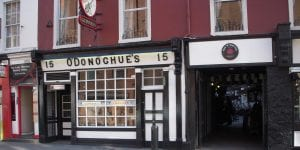 hotels in dublin city centre