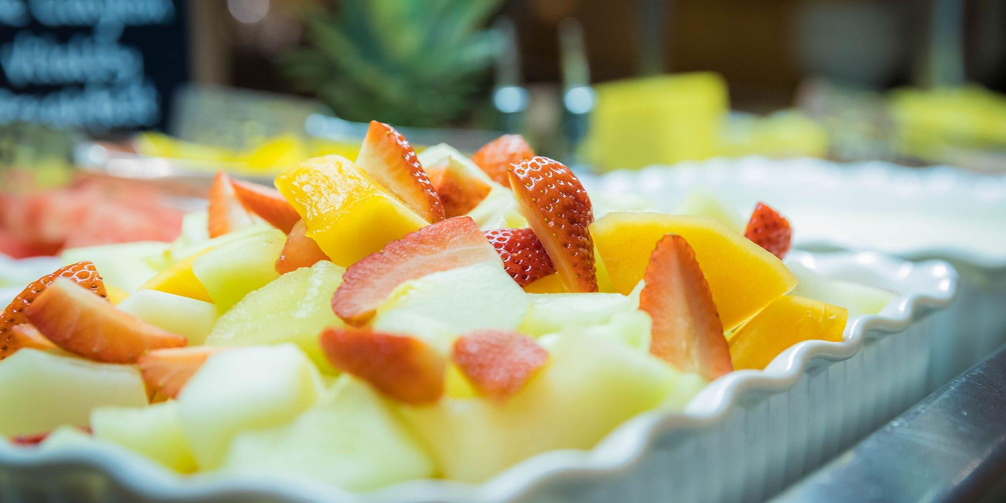 Breakfast-Buffet-Fruit-Clayton-Cardiff-Lane