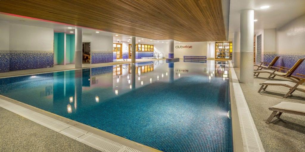 swimming pool in dublin city