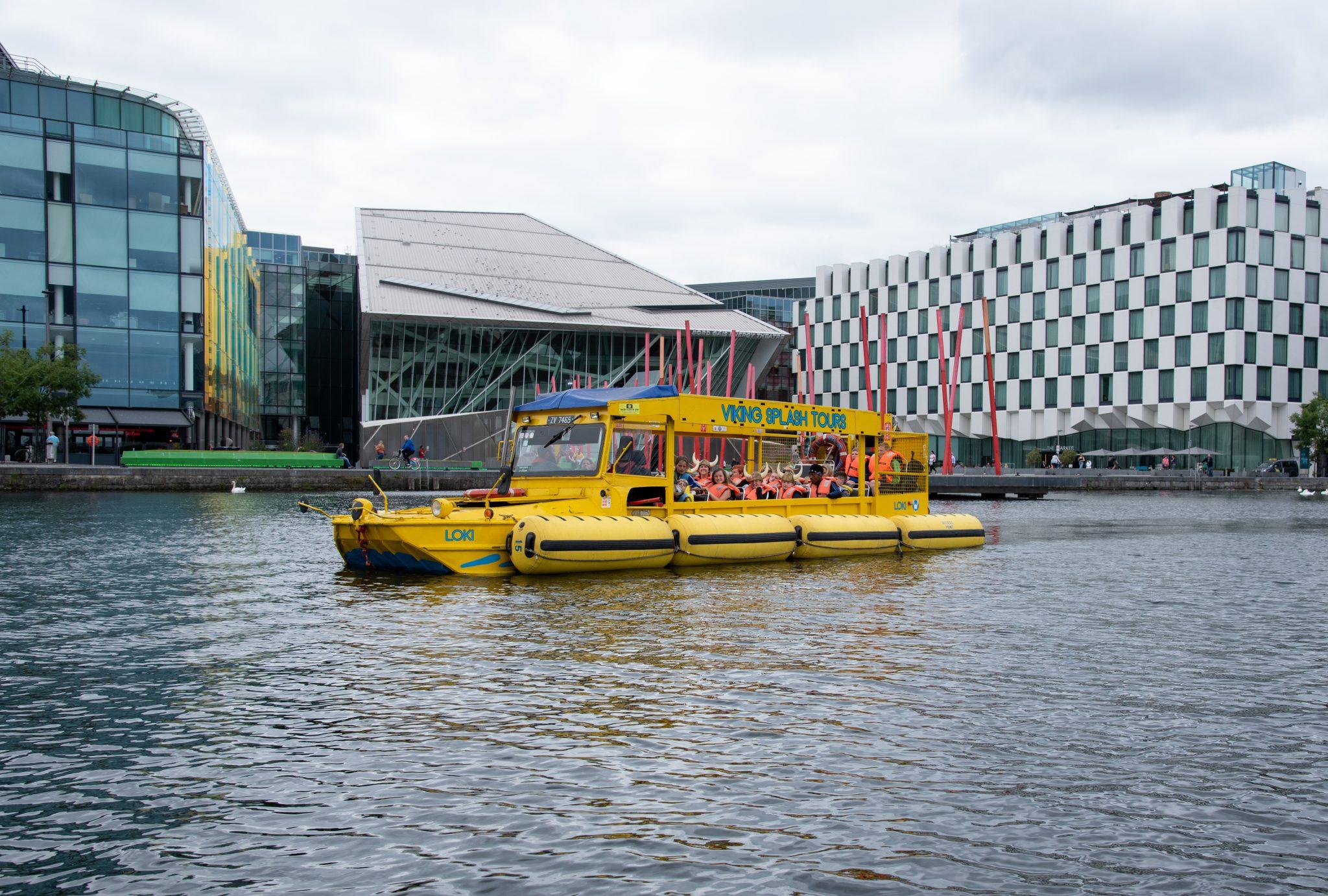 family activities dublin city centre